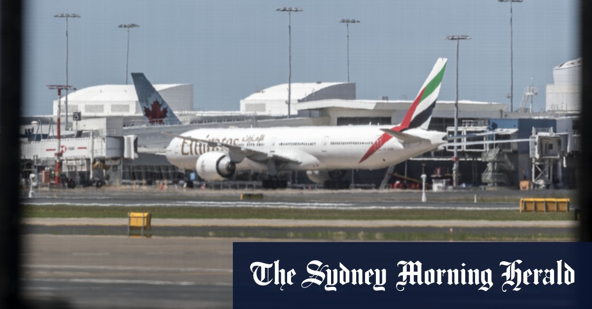 Airport worker arrested and charged with drug trafficking and money laundering – Sydney Morning Herald