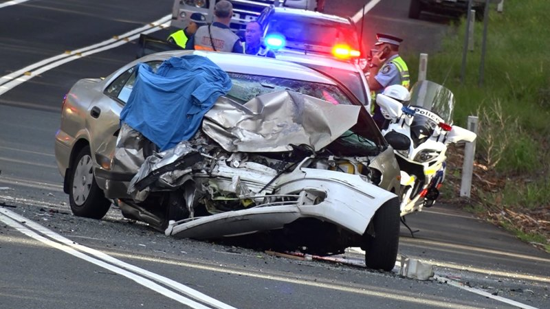 Two killed in crash on Princes Highway near Nowra