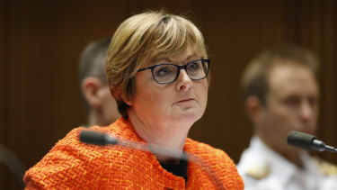 "Defence Minister Linda Reynolds said the video was ""not an advertisement""."