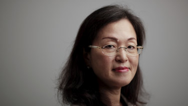 Liberal MP Gladys Liu says she submitted the article before charges were made public.