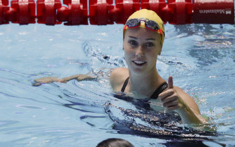 Emma McKeon will take inspiration from close friend Rikako Ikee as she competes at the Australian Swimming Championships this week.