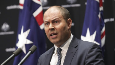 Treasurer Josh Frydenberg has some tough years ahead dealing with the economic fallout of the pandemic.
