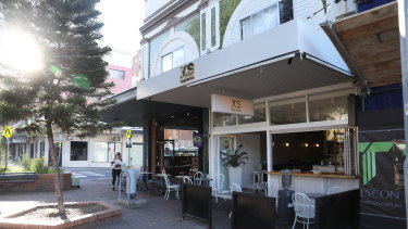XS Espresso cafe in Bondi where a barista was let go because of their skin colour.