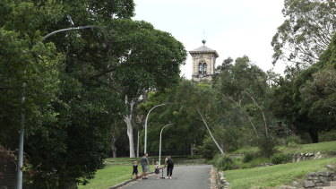 Callan Park in Sydney's inner west will receive a $10 million injection.