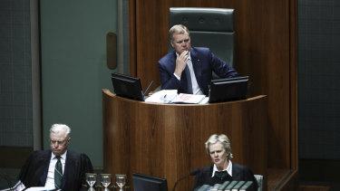 Speaker of the House Tony Smith