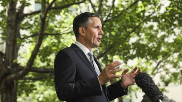 Opposition Health spokesman Mark Butler said Australians need more detail about the planned vaccine booking system.