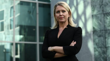 Human rights lawyer Jennifer Robinson is a proud graduate of Bomaderry High.