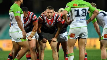 Mourned but not missed: The rugby league scrum had become a farcical shadow of its former self.