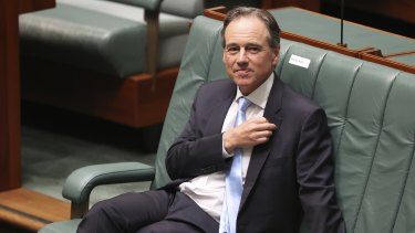 Health Minister Greg Hunt confirmed Australia's international vaccine timeline on Tuesday in Parliament.