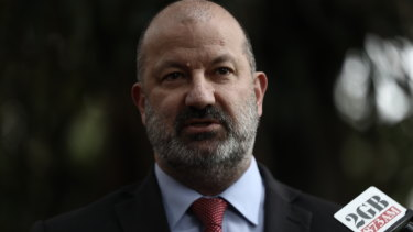 Unions NSW secretary Mark Morey has urged workers to swap cities for the country.