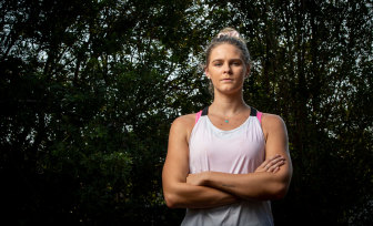Shayna Jack dealt with bouts of depression after her positive doping test but refused to give up on her swimming dreams.