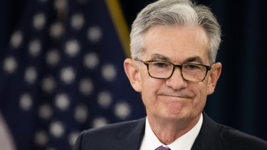 Fed chairman Jerome Powell is defying Donald Trump and said he plans to see out his four-year term.