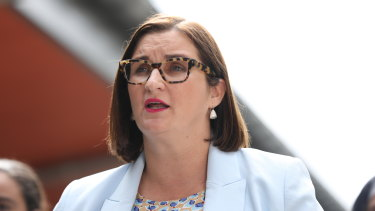 NSW Education Minister Sarah Mitchell wants a flexible approach.