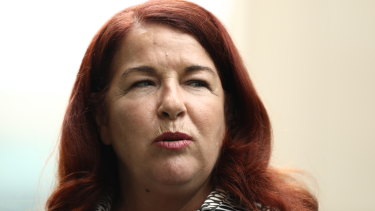 Environment Minister Melissa Price.