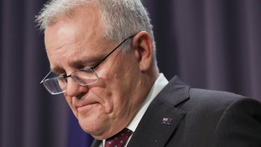 The vaccine rollout has cast a shadow over the competence of the Morrison government.