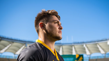 James O'Connor will face the All Blacks on Saturday in just his second Test in six years.