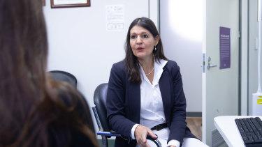 Dr Magdalena Simonis