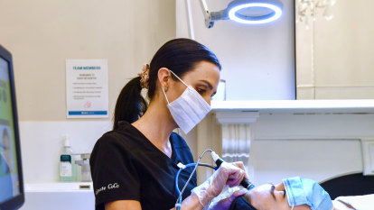You beauty! Facials within a fortnight but operators worried for future