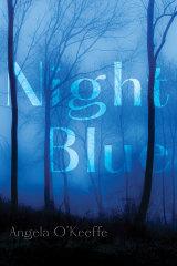Night Blue, by Angela O'Keeffe