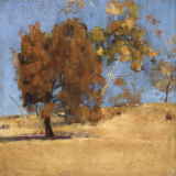 A genuine 'impression': Tom Roberts, She-Oak and Sunlight, 1889