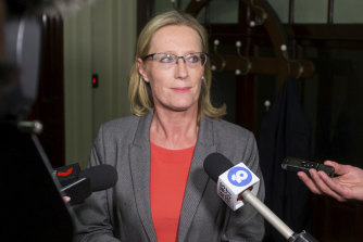 Opposition tourism spokeswoman Cindy McLeish called for a dual approach to bring Australians and students onshore.