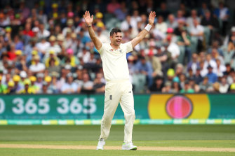James Anderson continues to break records for all pace bowlers from every Test-playing country.