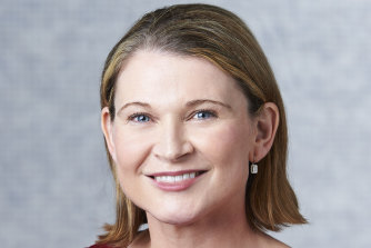 Bankwest's new managing director Sinead Taylor.