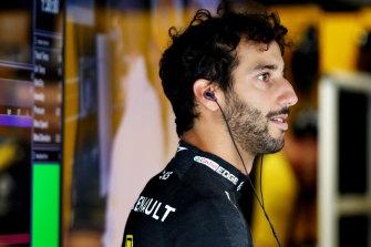 Daniel Ricciardo has mixed feelings over the postponement of the Chinese Grand Prix.