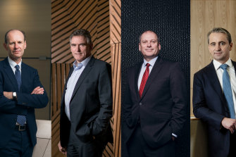 The big four banks have welcomed the government's expanded small business loan scheme.