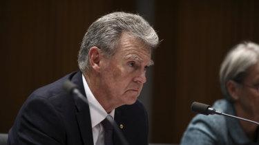 ASIO director-general Duncan Lewis.