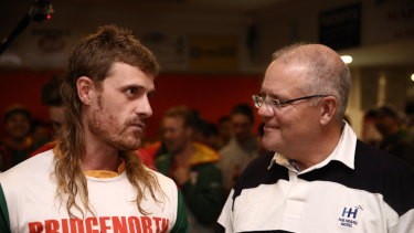 "Jared Cirkle praised Prime Minister Scott Morrison for seeking out the ""bogan vote"" on a visit to the Bridgenorth Football Club near Launceston earlier this week."