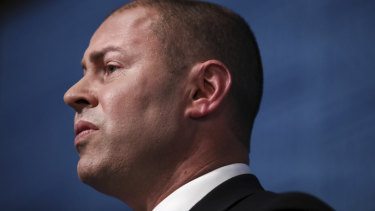Treasurer Josh Frydenberg has doubled down on last year's plan.