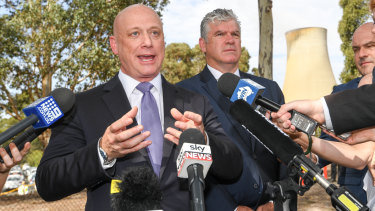 AGL chief executive Andy Vesey has been the target of criticism from Energy Minister Josh Frydenberg.