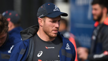 David Pocock will be eased back from injury against Samoa on Saturday
