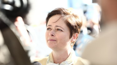 Liberal MP Tanya Davies was a key player in an aborted spill against Premier Gladys Berejiklian.