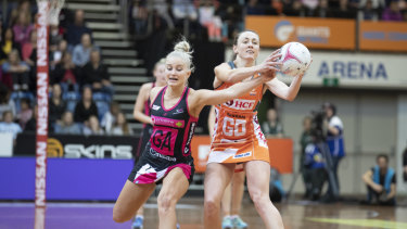 The Giants are coming back to Canberra, but they'll return with retired star Bec Bulley.