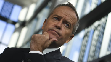 Bill Shorten says cancer patients are opting to go private to avoid having to wait longer in the public system.