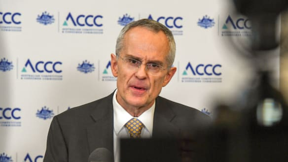 ACCC's Sims hopes to set global precedent on Google and Facebook