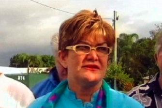 Former Queensland  chief magistrate Di Fingleton in 2003.
