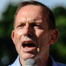 Tony Abbott: NSW abortion bill is 'infanticide on demand'