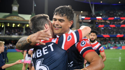 Reign and shine: Robinson has Roosters primed to make history