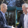 Only room for one chief after Fairfax Media, Nine tie-up