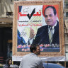 Voters offered rides, food in Egypt referendum on el-Sisi