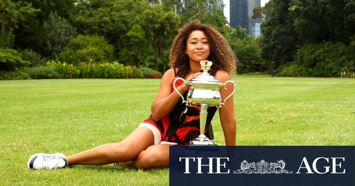 The Naomi slam: Osaka wants to win on all surfaces – The Age