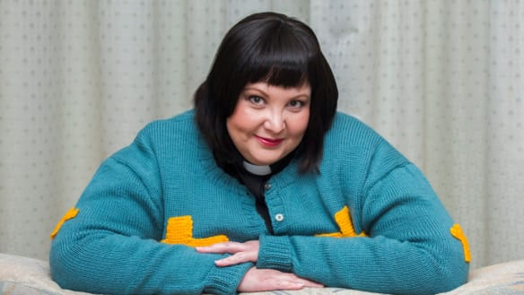 She's back: Tempo Theatre presents The Vicar of Dibley stage sequel