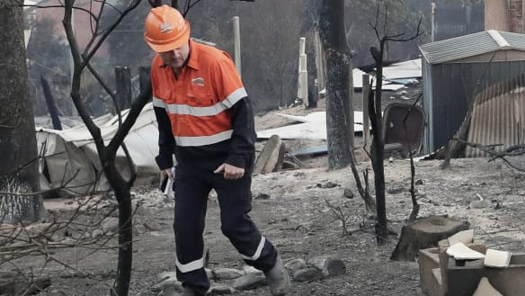 Former federal police chief to lead review into Tathra bushfire