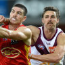 Lions' roar getting louder after blowing away Gold Coast
