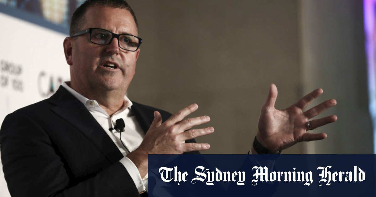 IAG appoints Nick Hawkins as new CEO – Sydney Morning Herald