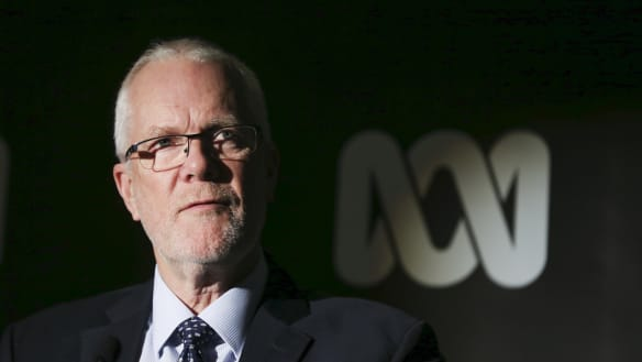 Only a matter of time before the ABC's Justin Milne is given the sword this bloodied season