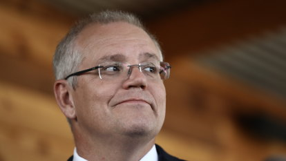 'Next step to grow': Morrison pledges $100m business investment fund